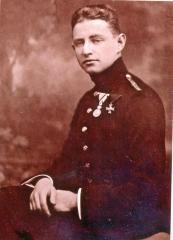 Jane Miller's father - Austrian Army WWI