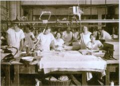 M&S factory production departments
