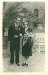 Mr. & Mrs. Anne-Willem Meijer